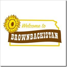 Brownbackistan logo
